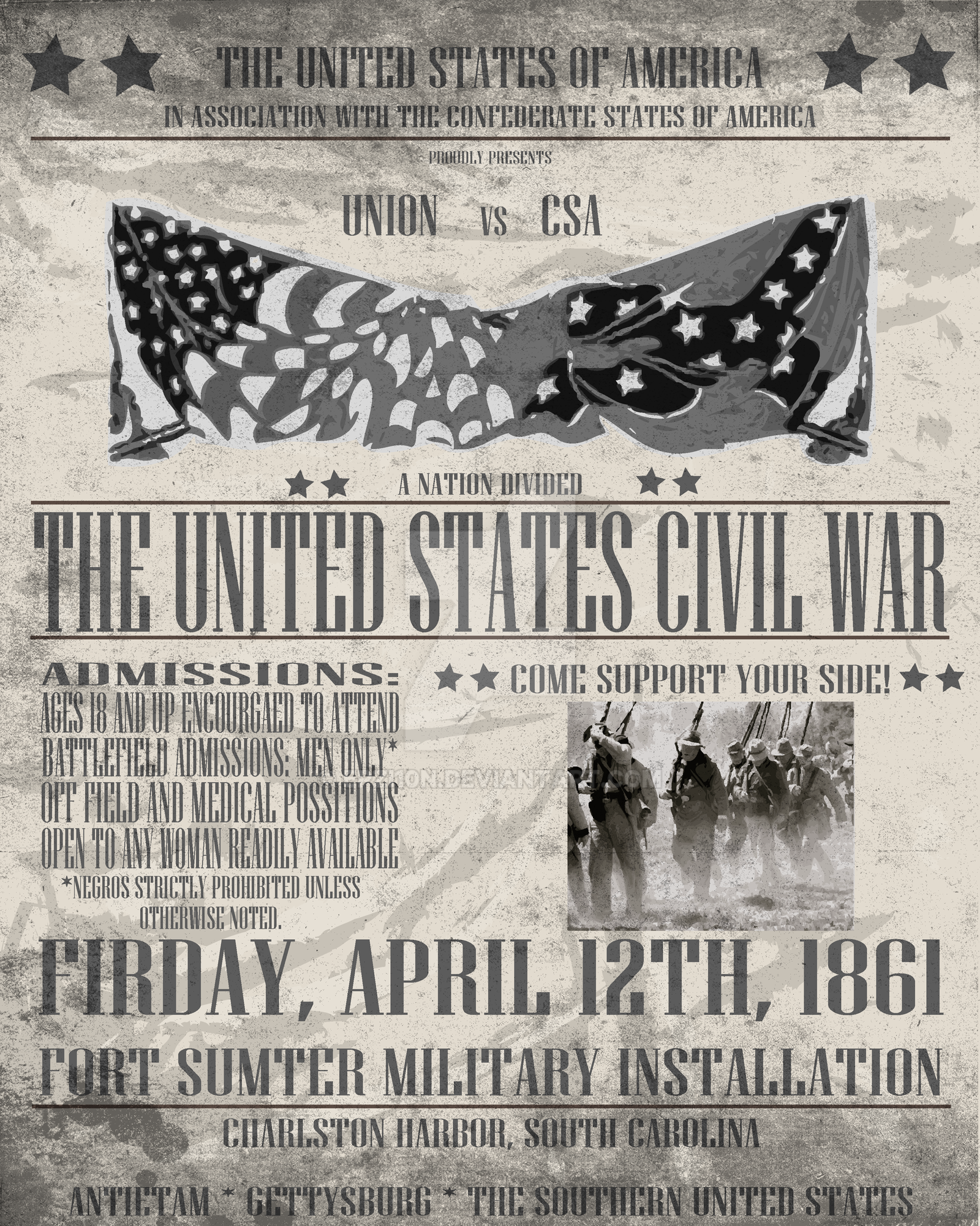 """an analysis of the civil war art in united states """"mark bradford has created a work that draws from america's tumultuous   gettysburg is considered the turning point in the civil war, marking the   meaning places him at the very center of critical conversations in the art."""