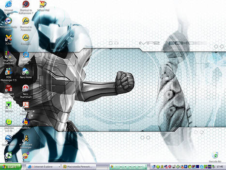 Metroid Prime 2 wallpaper