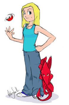 Me : Prepared for the Pokemon