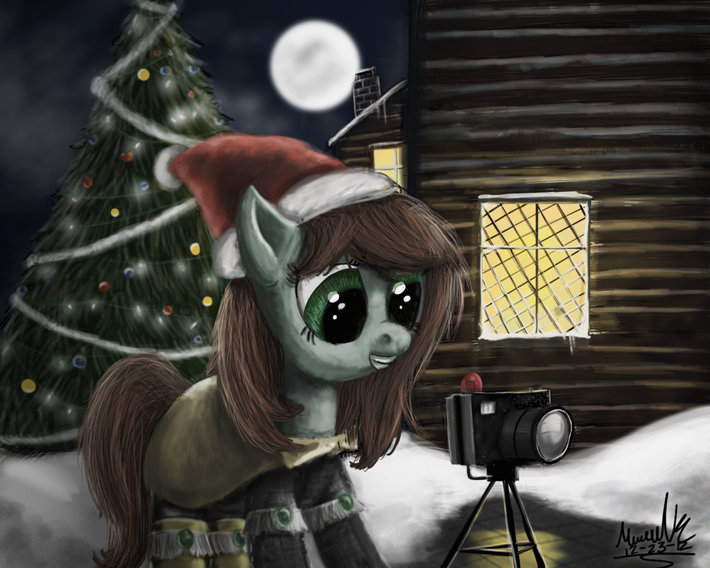(Commission)- Hearths warming photographer by turbopower1000