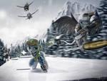 [Fallout Equestria] Arctic Heist