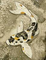 Koi Gold by catseye2790