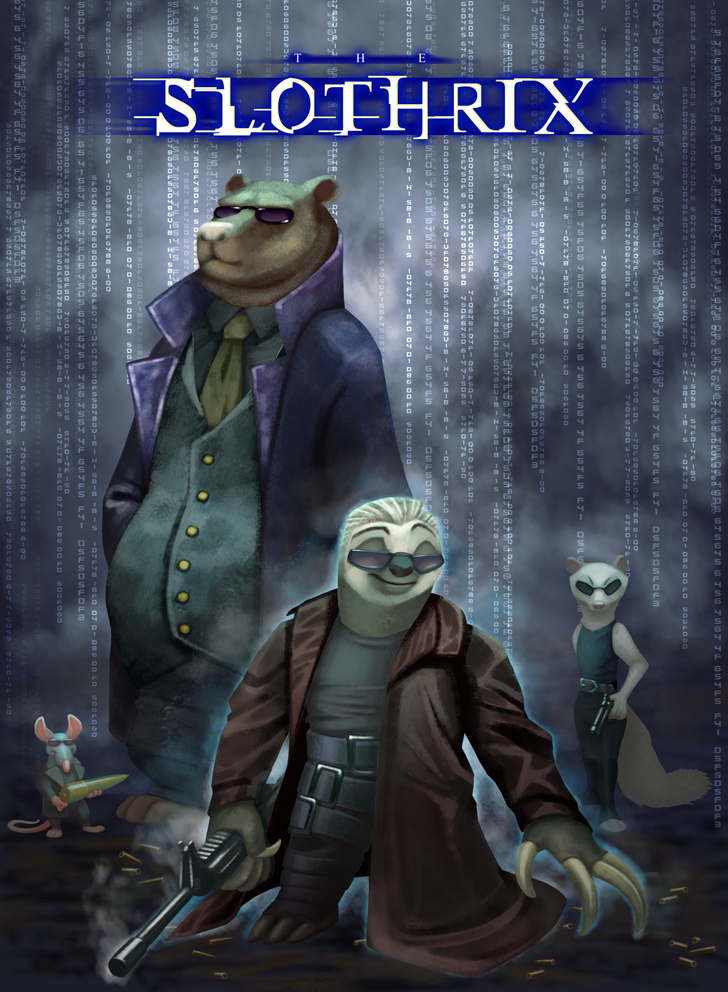 Slothrix by ZootopiaStories