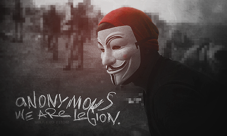 Anonymous by ffitchz