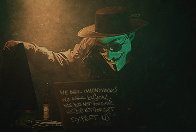 Anonymous [ V2 ] by ffitchz