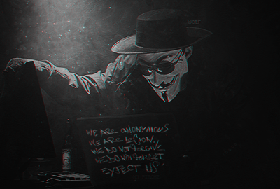 Anonymous [ V2 | BW ] by ffitchz