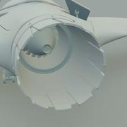 Celeritas Engine Nozzle by ChukChuk92