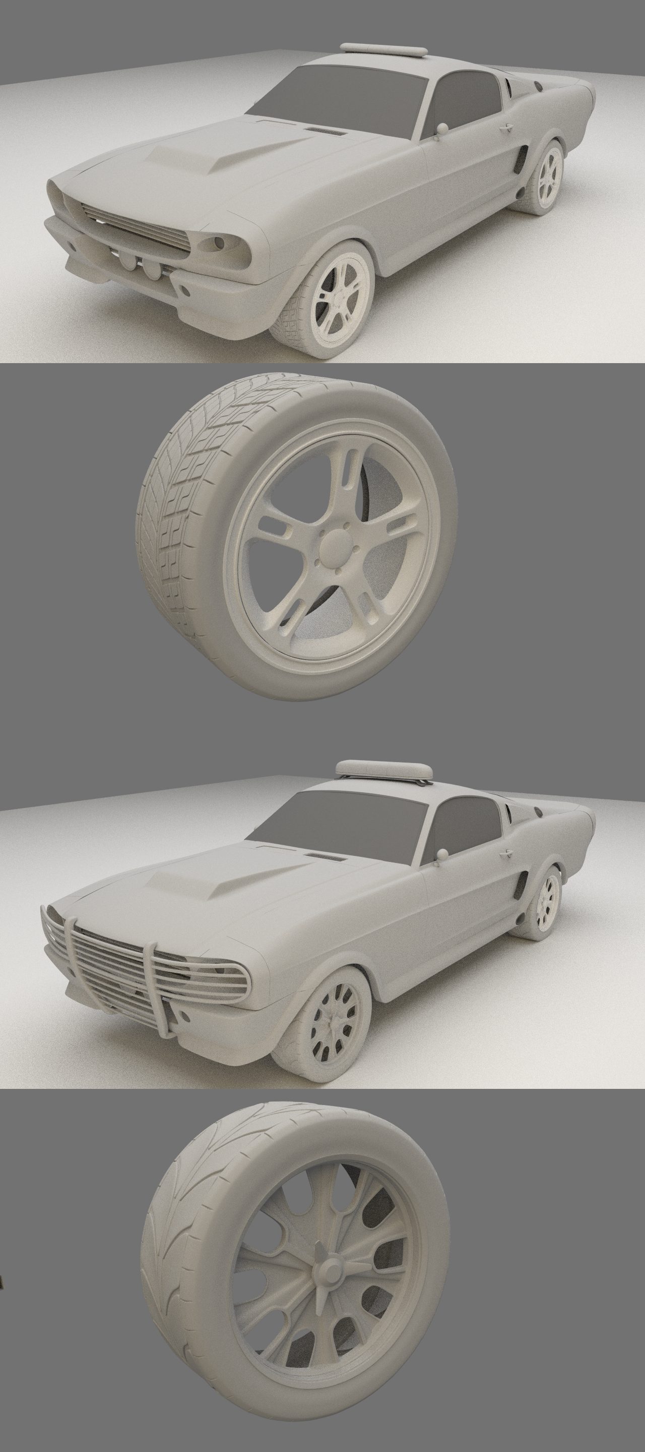 Eleanor GT500 WIP 2 by ChukChuk92