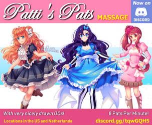 Patti's Pats by dhmanga186
