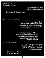 Demon Hunters Capitulo 4 Pagina 1