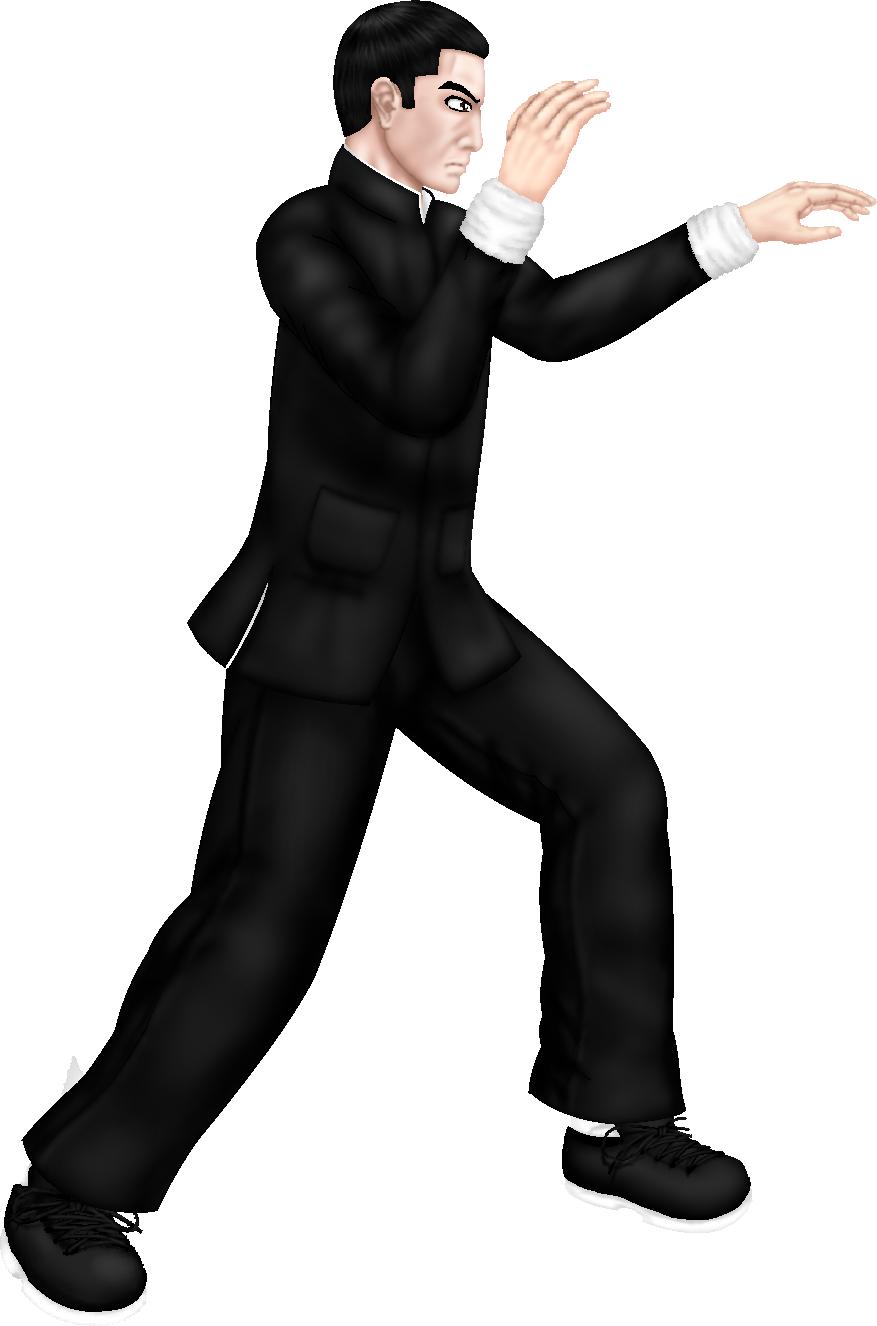 Mr. Ren Meme Martial Arts