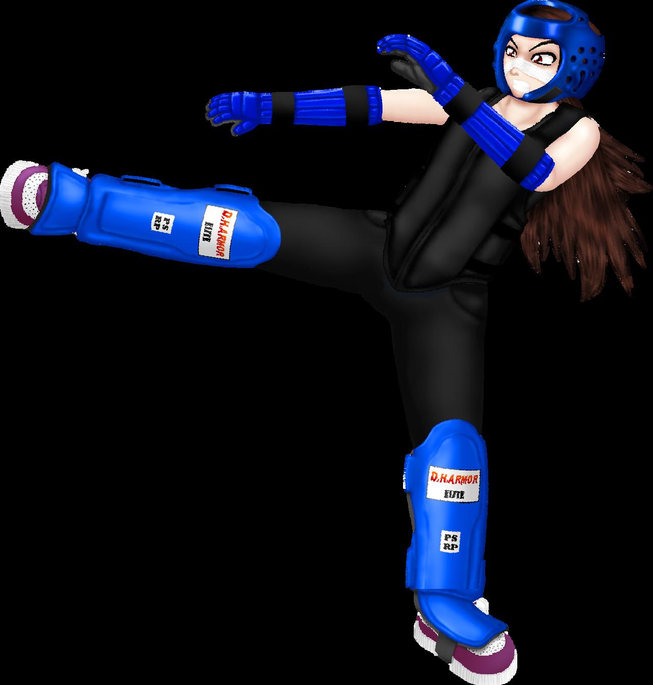 Cyril Kickboxing Gear