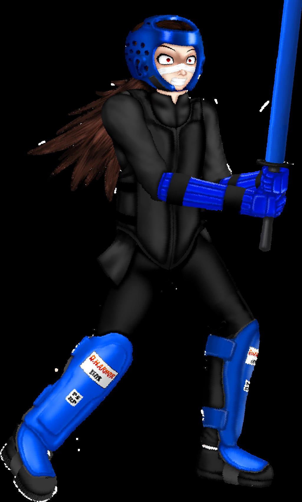 Cyril Swordfighting Gear - DOF