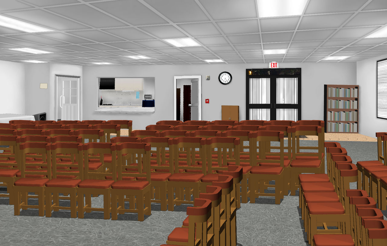 Demon Hunters Valley City Meeting Hall