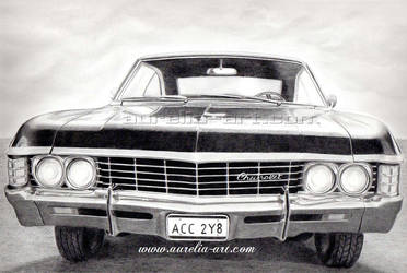 Chevrolet Impala 1967 by aurelia-acc