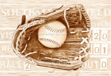Softball by aurelia-acc