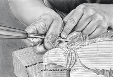Wood Carving by aurelia-acc