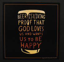 Beer Quote by JordanP23