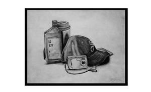Pencil Sketch by JordanP23