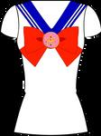 Sailor Moon T-shirt Design
