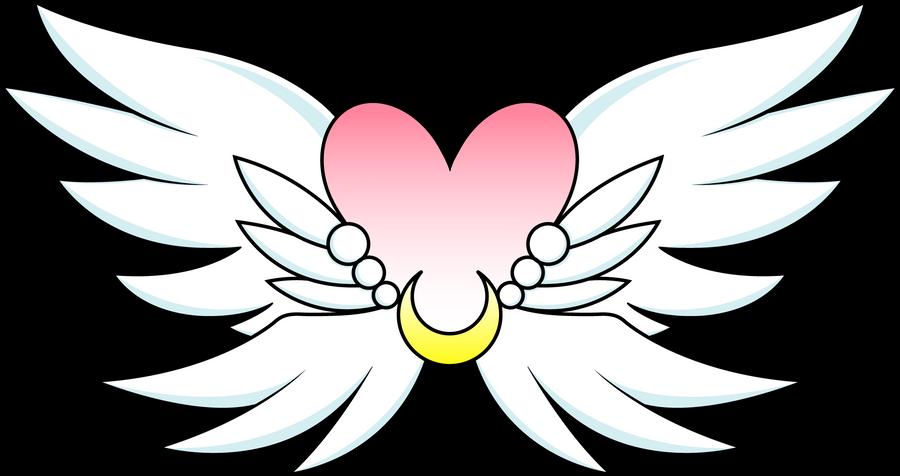 Sailor Moon Brooch 2048