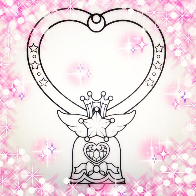 Sailor Chibi Moon Crystal Carillon Preview by SayurixSama