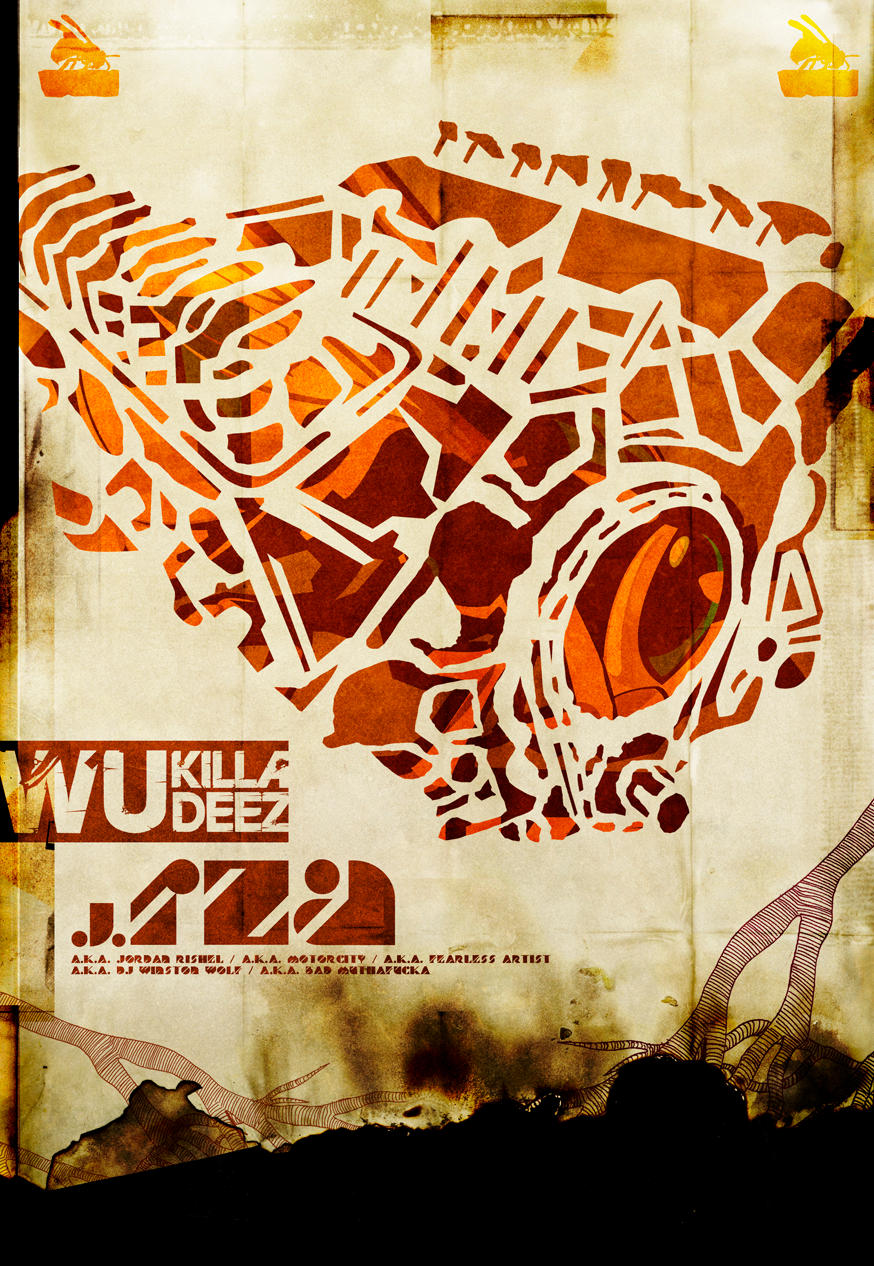 J.RZA aka Motorcity by Wu-KillahD
