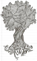 Strom zivota by SezeruTe