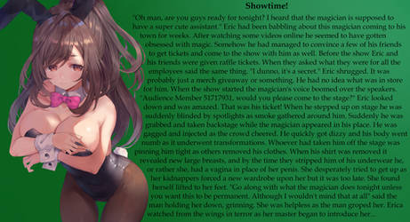 Showtime! - TG Caption by beany-tg