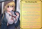 The Blushing Bet - TG Caption