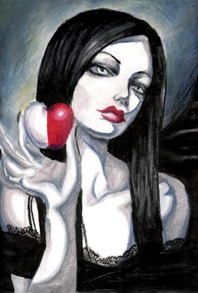 Snow White by xiaomeimei