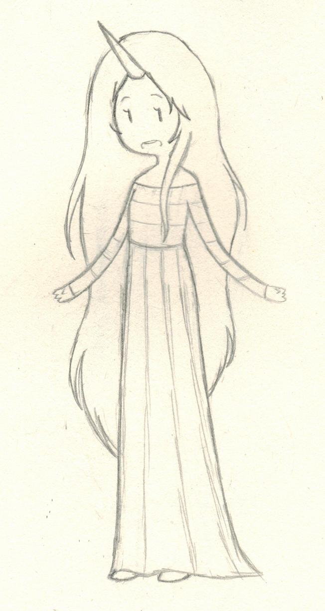 Human Lady Rainicorn by CodeAwesome