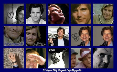 Dirk Benedict icons by wales48
