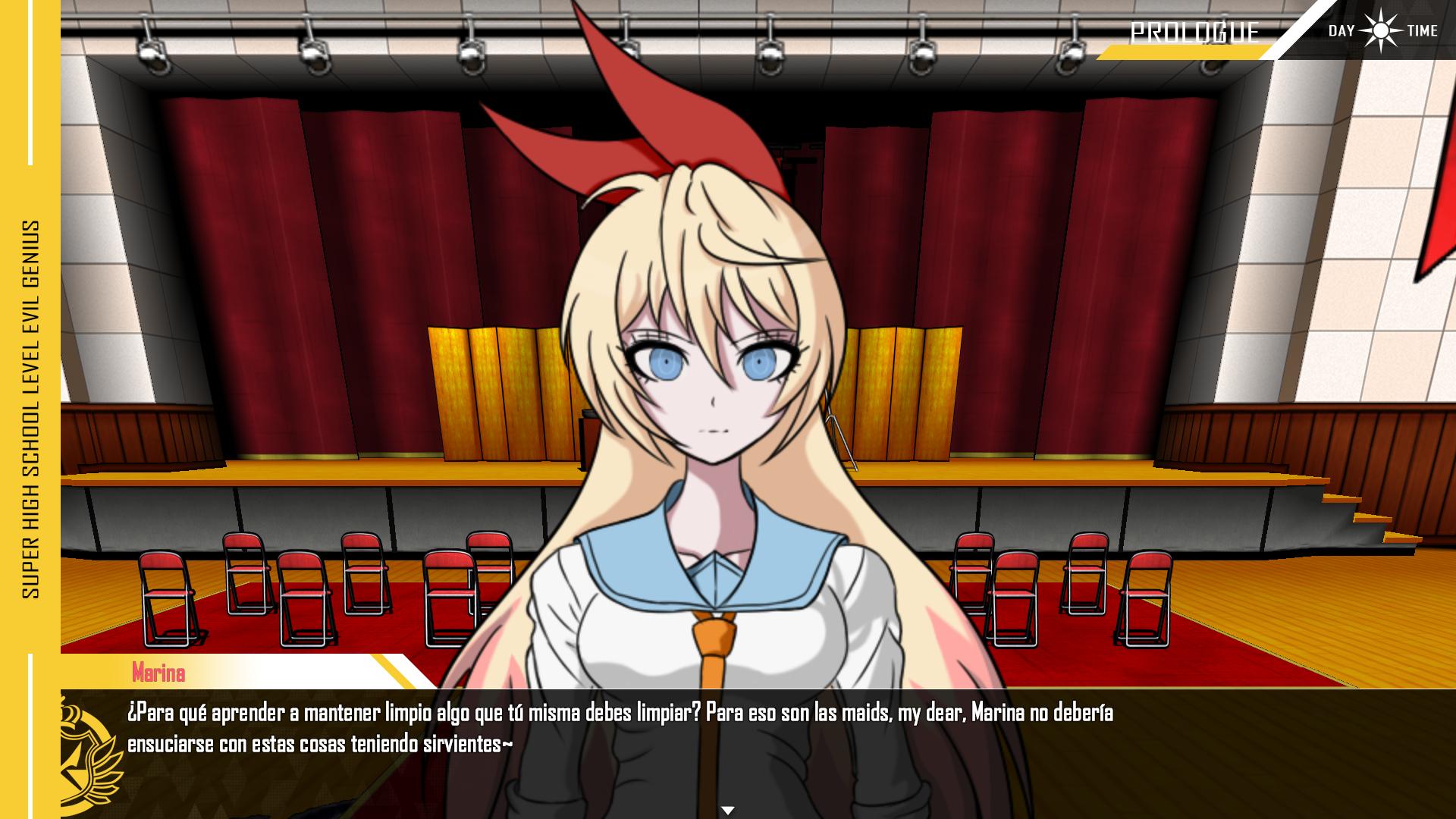 [RPG Maker MV] ☆ Danganronpa: Welcome Back Despair ☆ by Nokori Project™ Mmmmarina_test_by_i_angiee-dagpkla