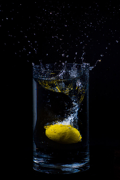 high speed lemon