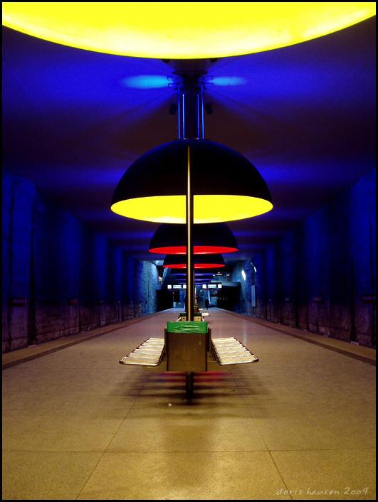 munich underground no. 14 by herbstkind