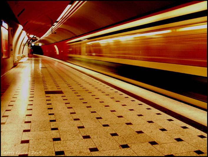 munich underground no. 15 by herbstkind