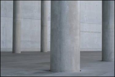 pinakothek der moderne by herbstkind