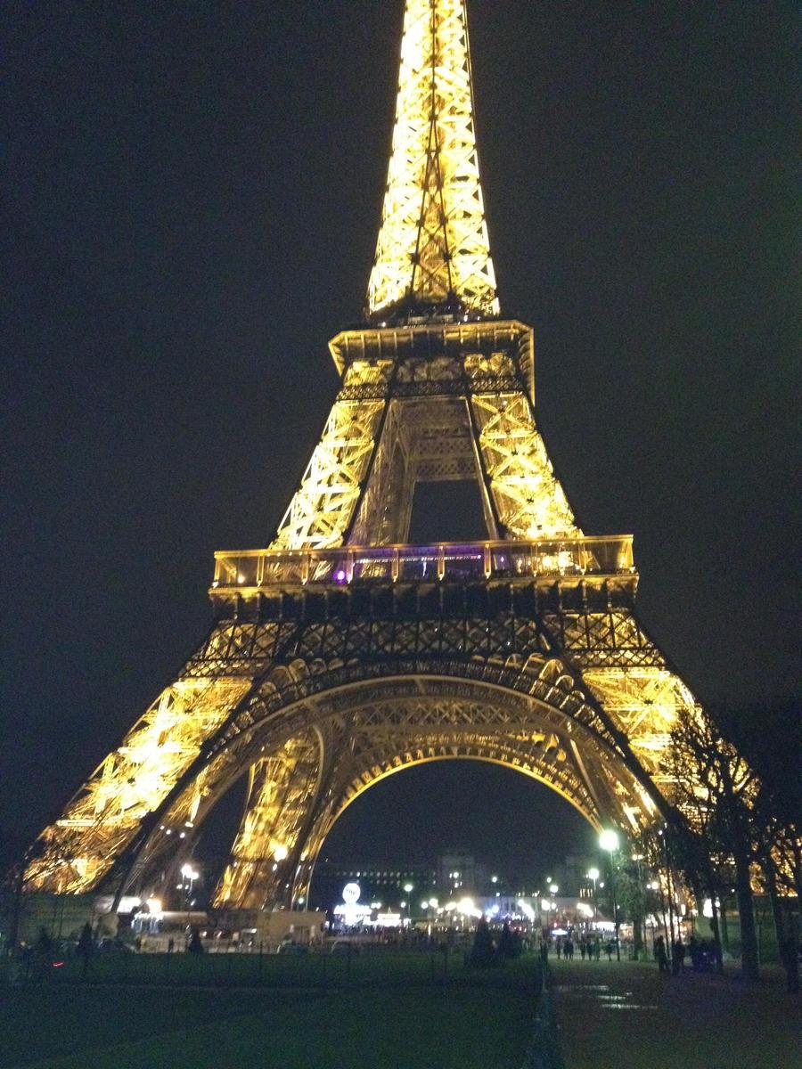 Eiffel Tower 3 by iTriela