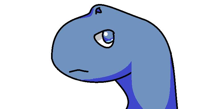 Dinosaur by ohmywaht
