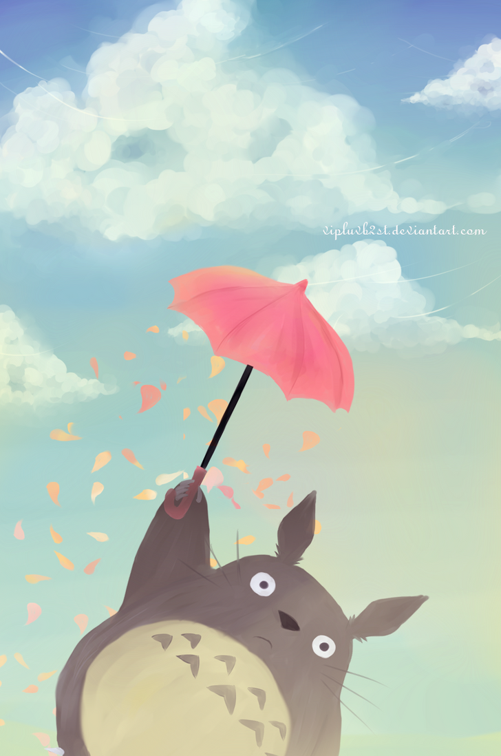Totoro by VIPluvB2ST
