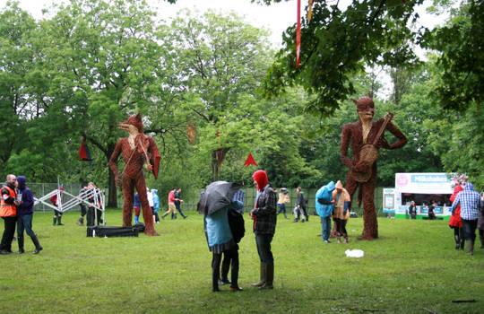 @Parklife Festival 2012, d