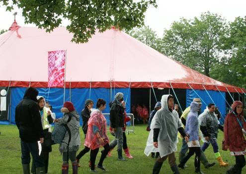 @Parklife Festival 2012, e