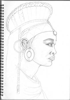 Princess of the Igen tribe(wip)