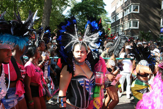 Nottinghill Carnival Crew img 2