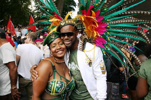 Nottinghill Carnival Crew img 4