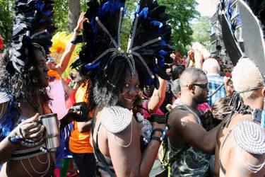 Nottinghill Carnival Crew img 5