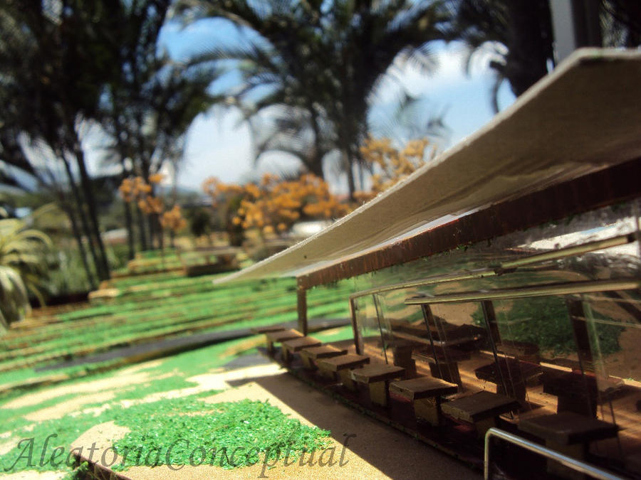 Restaurante 6 Elementos by fantasmarqui