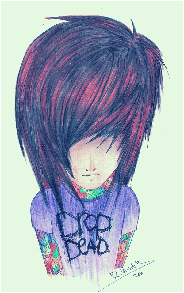 Oliver Sykes by silence--9