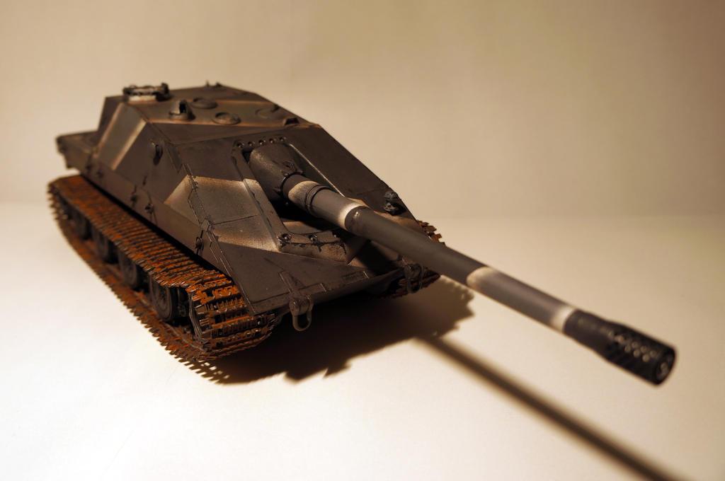 E-100 Jagdpanzer by War-Of-Art on DeviantArt